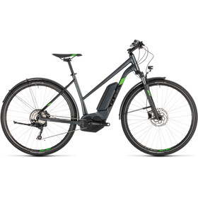 Cube Cross Hybrid Pro 500 Allroad Trapez Iridium'n'Green